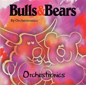 Bulls & Bears Album-CD New Classical Music Orchestronics