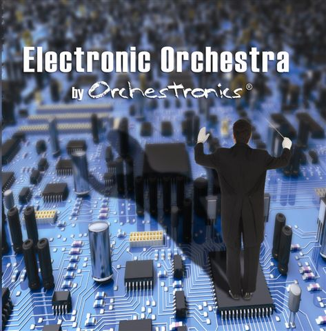 Electronic Orchestra Album-CD Symphony
