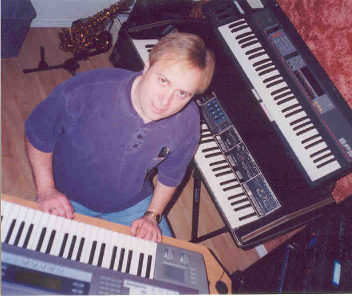Joe Wiedemann, Orchestronics Composer