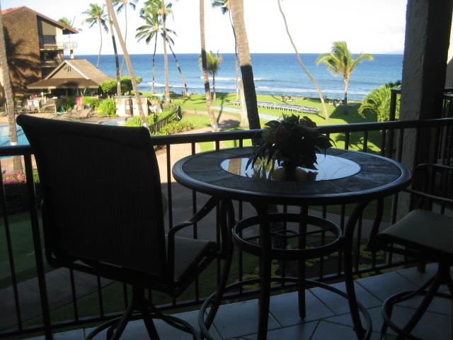 Papakea Resort Maui Vacation Condo Unit B-307