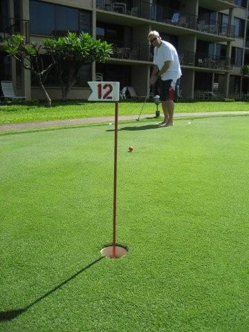 Papakea Resort Putting Courses (2)